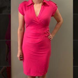 Cache Pink Summer Dress